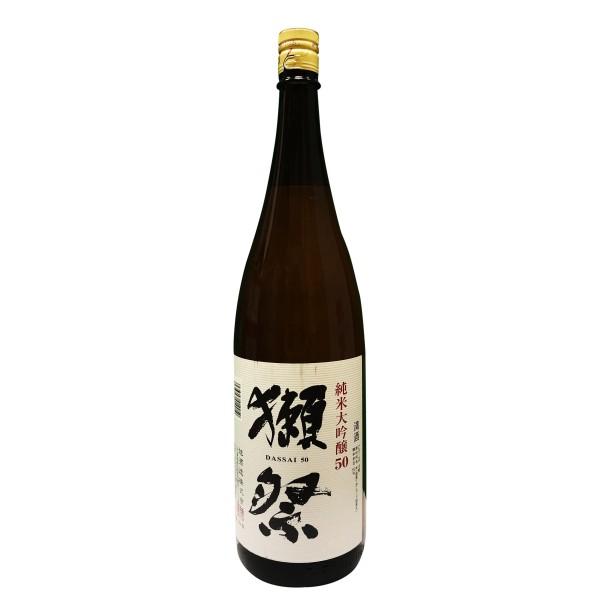 獺祭50純米大吟釀1.8L