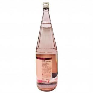熟成之上善如水純米吟釀(粉紅)1.8L