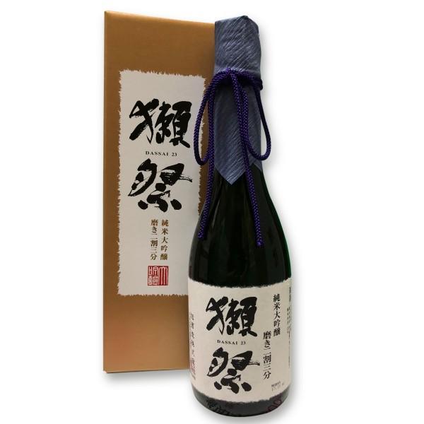 (盒)獺祭 二割三分 純米大吟釀720ml