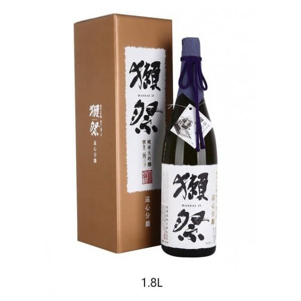 獺祭 二割三分 純米大吟釀 1.8L